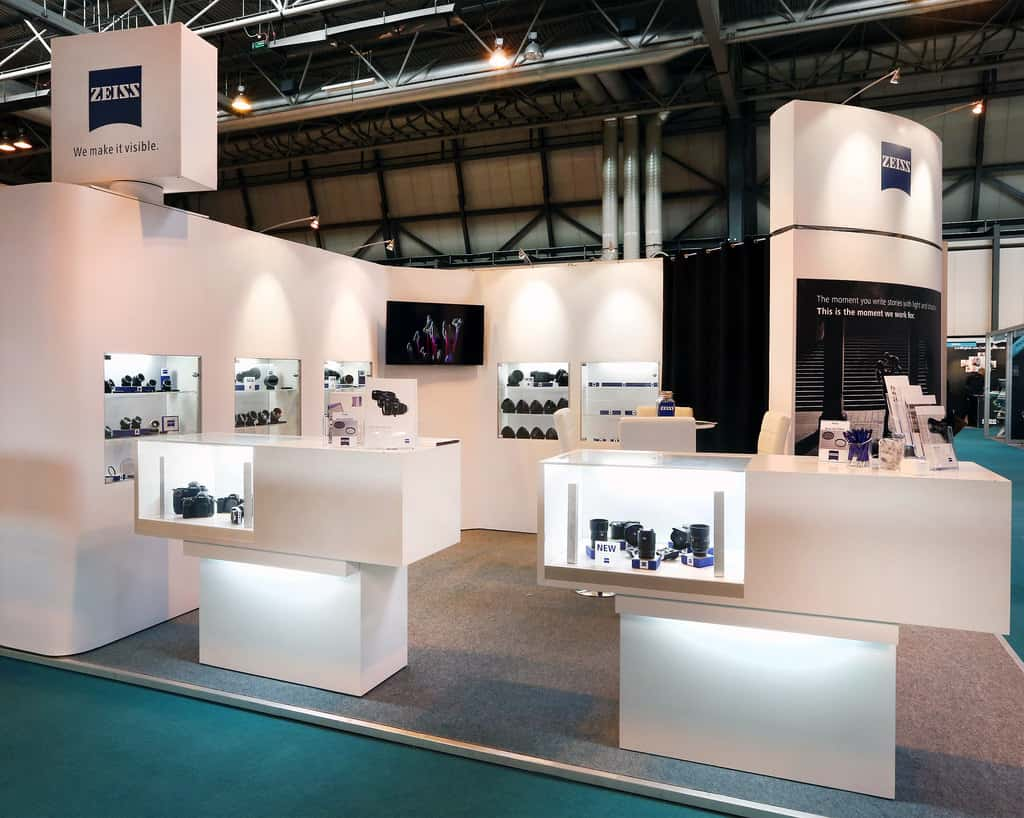 Exhibition Stand Design Sample : The ultimate guide to trade show display and booth ideas